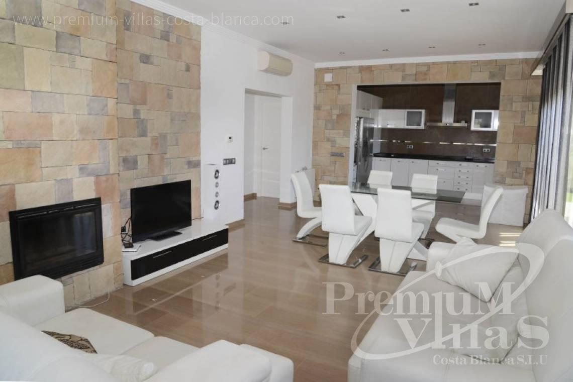 - C2223 - Modern villa in Calpe close to the beach  4