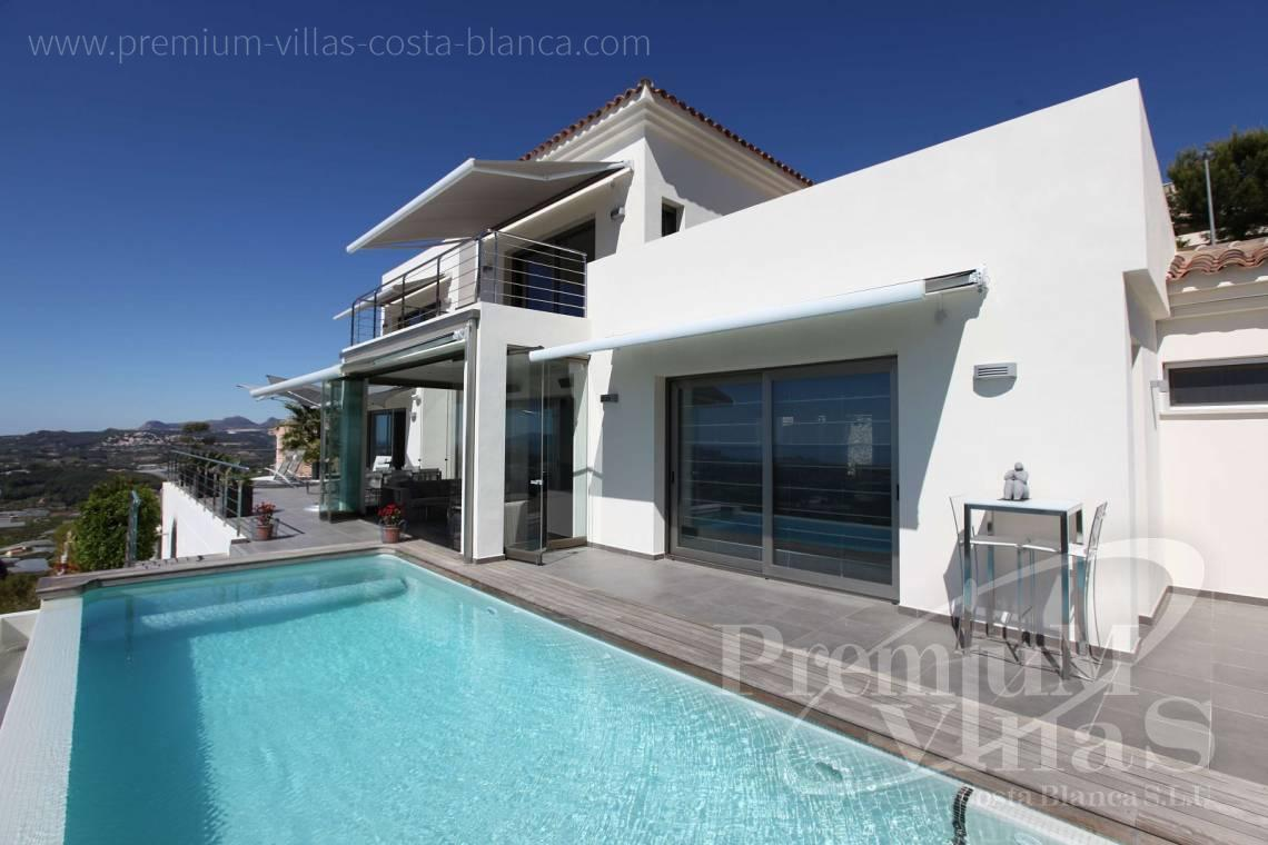 house villa for sale Altea Costa Blanca Spain - C2057 - Modern luxury villa in Altea La Vella 36