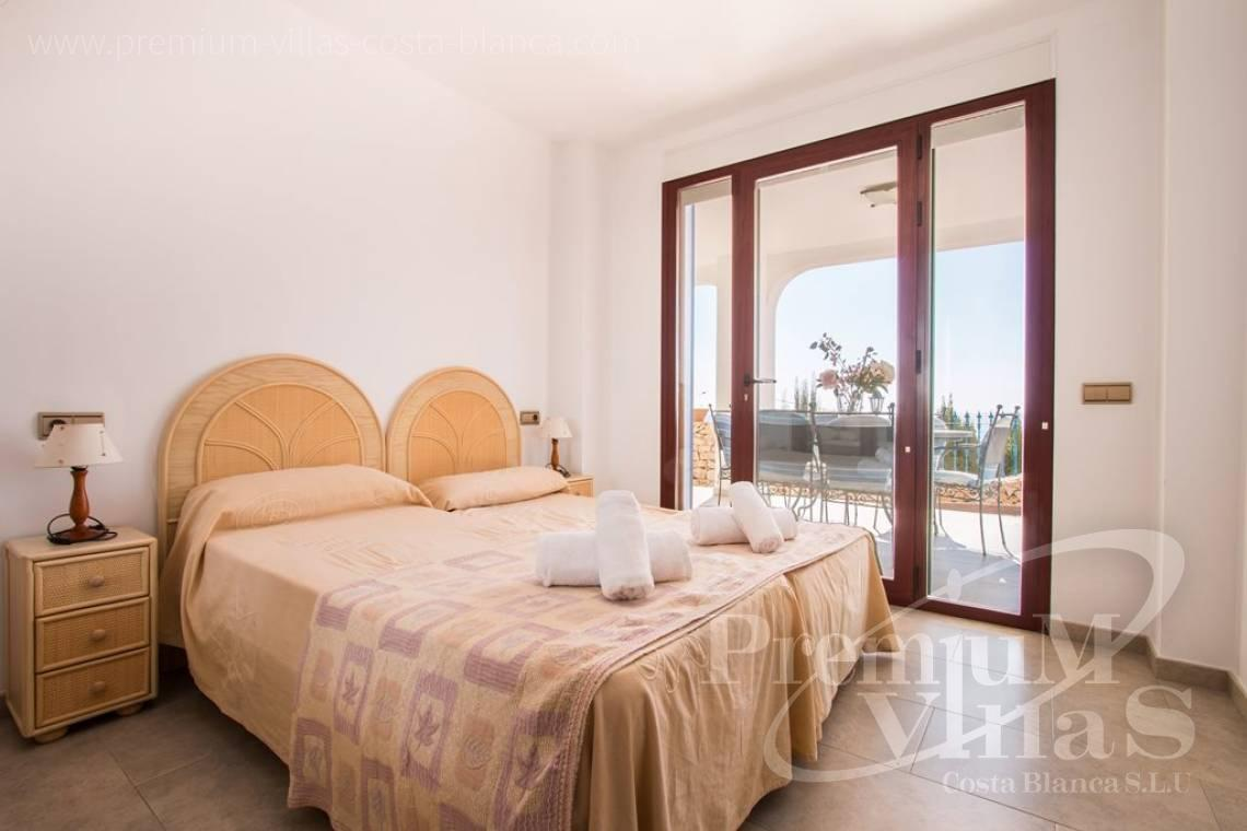 - C2175 - Charming villa in Calpe 500m from the beach, with wonderful sea views 12