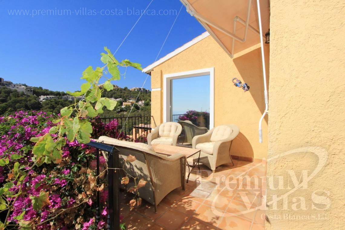 3 bedrooms property for sale Altea Hills - C1659 - Altea Hills! Well decorated house with several terraces and nice sea views 4