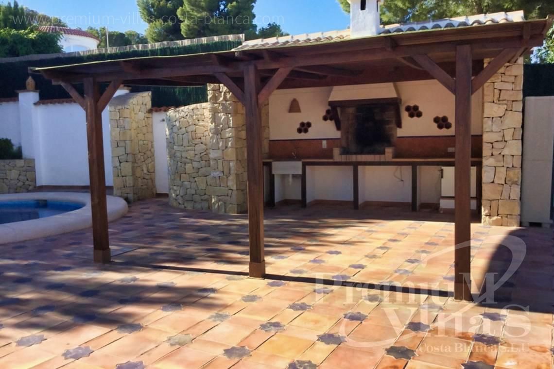 - CC2307 - Mediterranean house with sea views in Benissa Costa 5