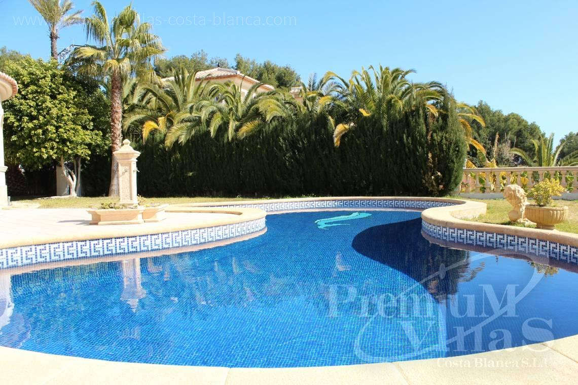 - C2337 - Luxury villa in Benissa with nice sea views 20