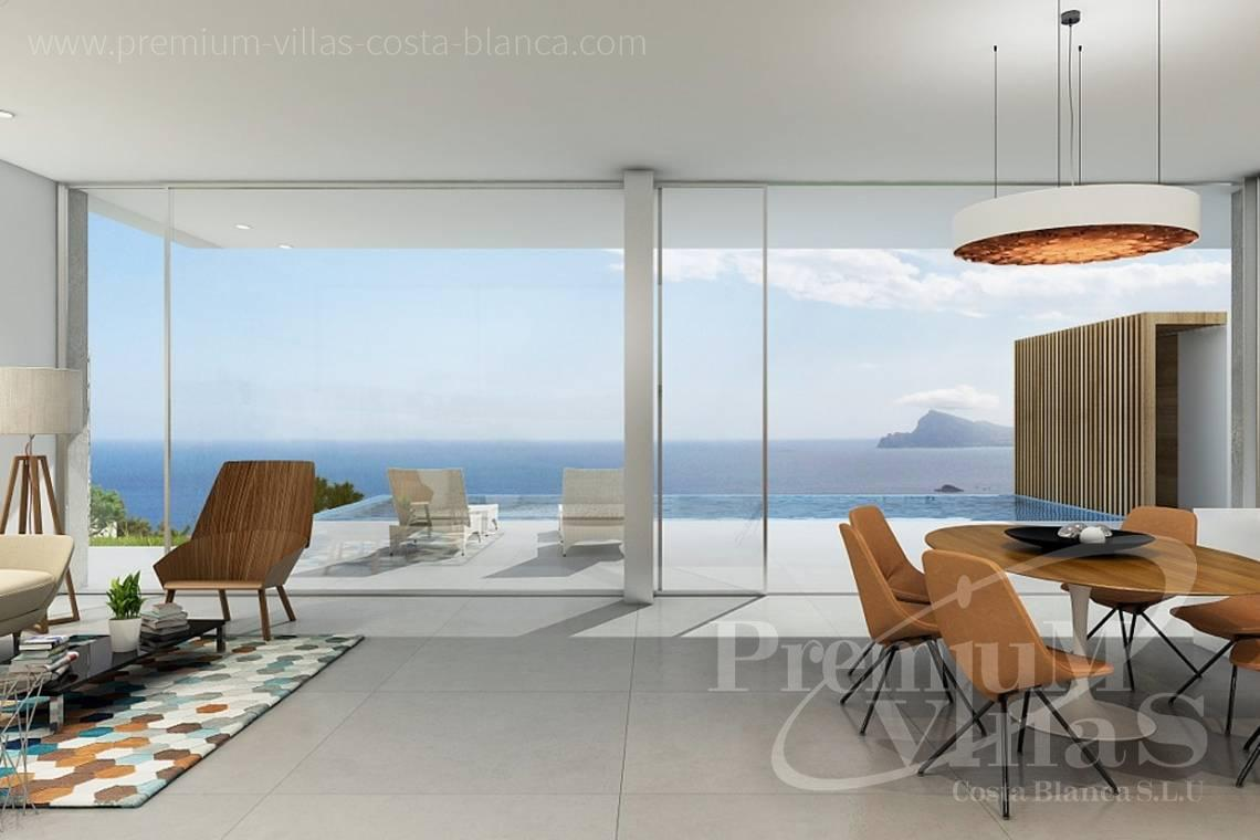 - C1912 - Under constructruction: Modern villa in Altea Hills with great views to the sea! 9
