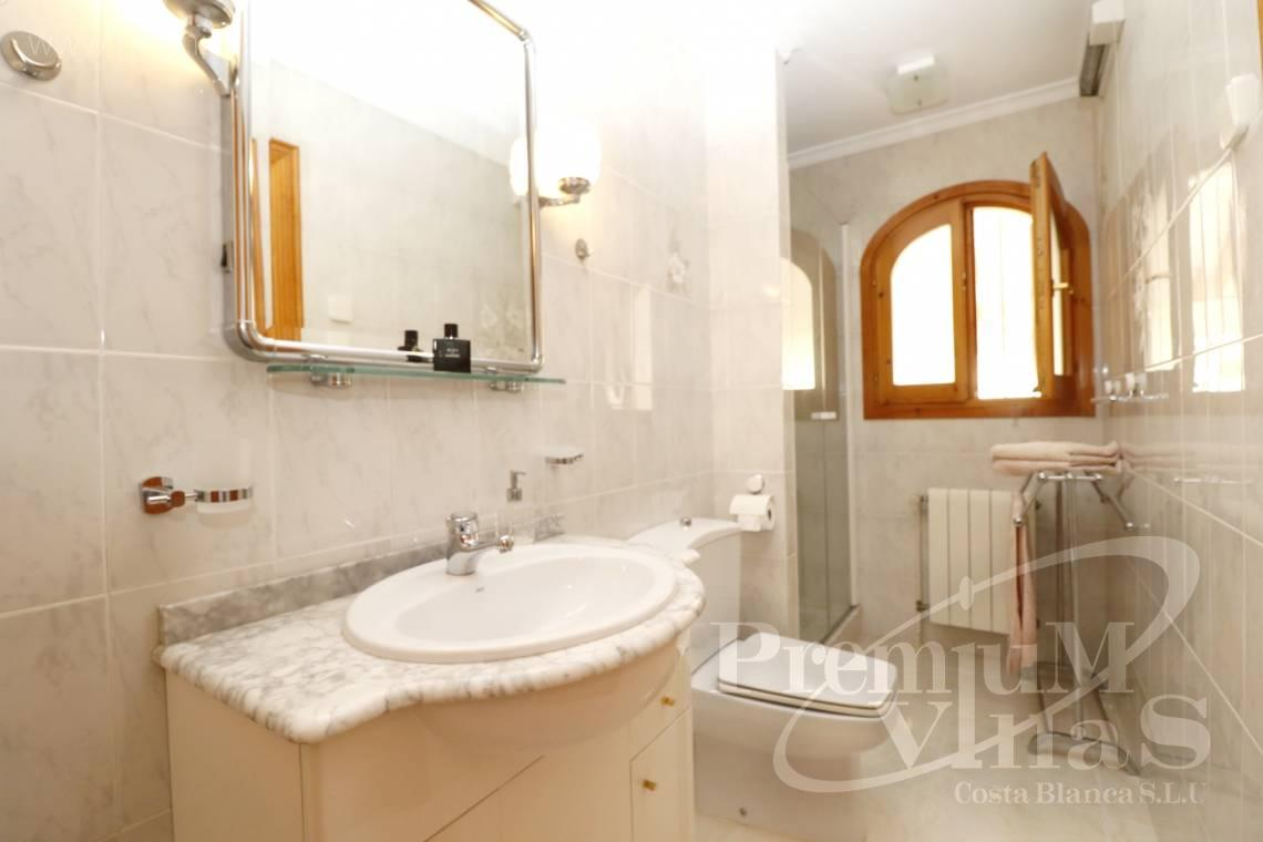 - C2265 - Sea view mediterranean villa 3 bedrooms in Calpe 20