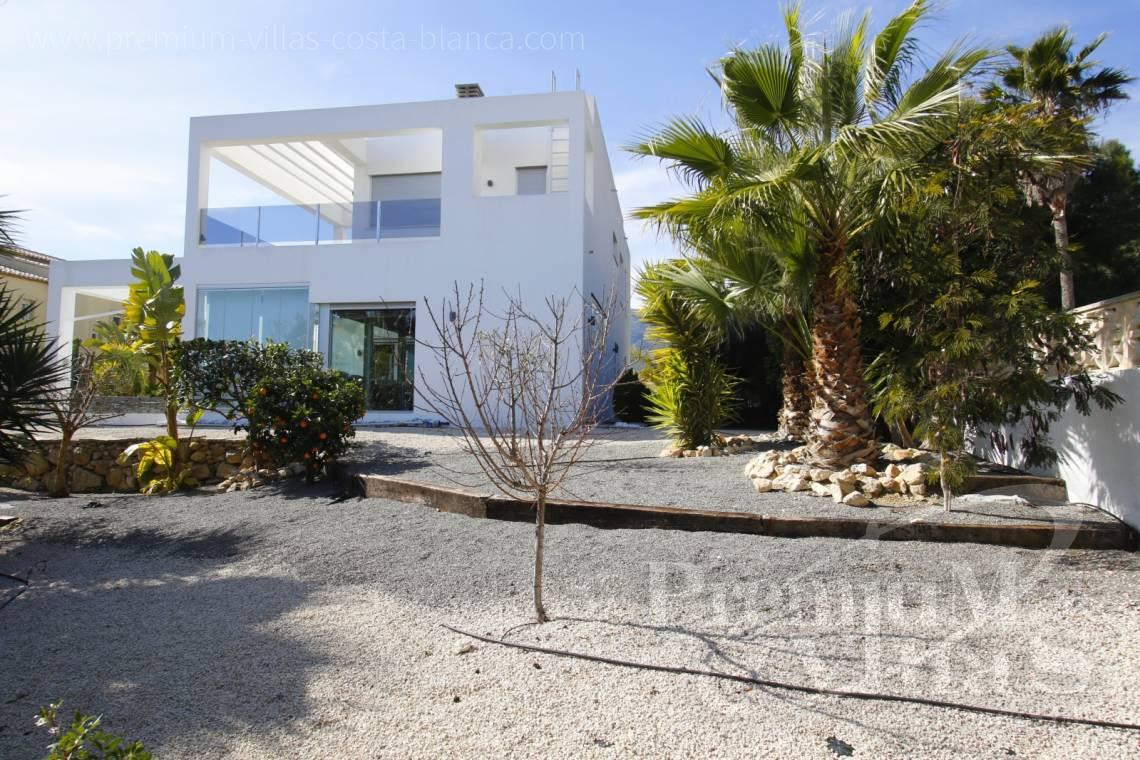 - C2130 - Modern villa for sale next to the town Calpe 21