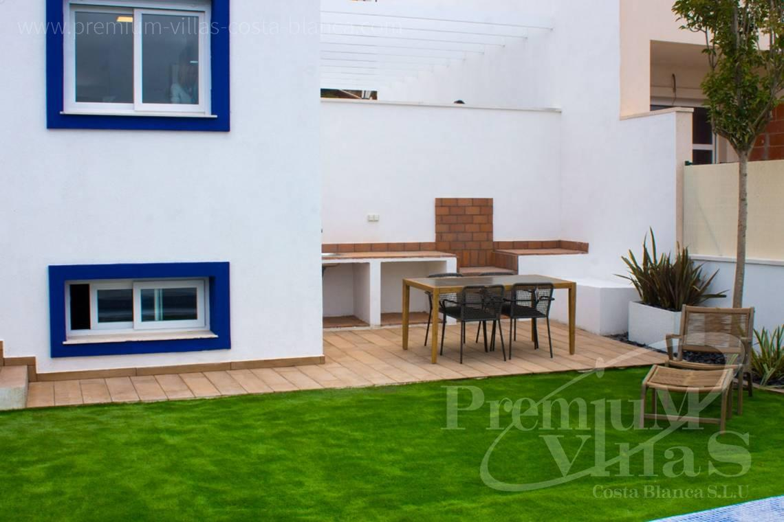 - C2189 - Single family homes in Altea Hills with stunning sea views 21