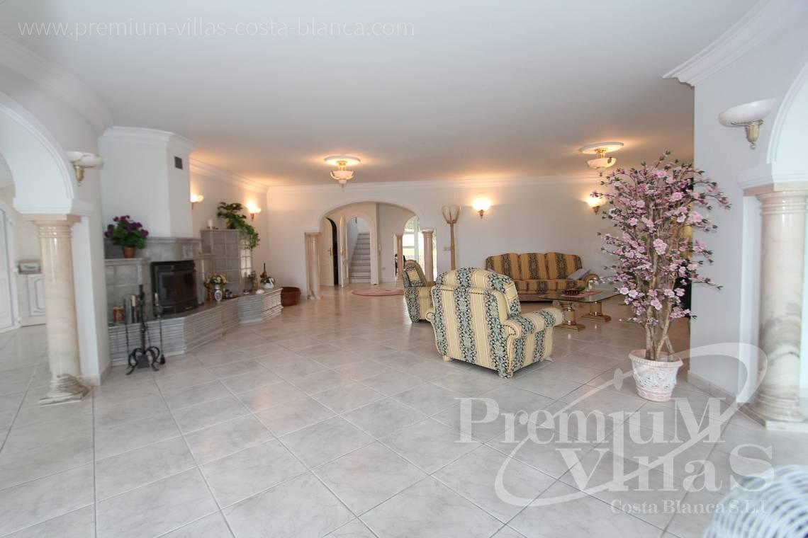 - C2337 - Luxury villa in Benissa with nice sea views 9