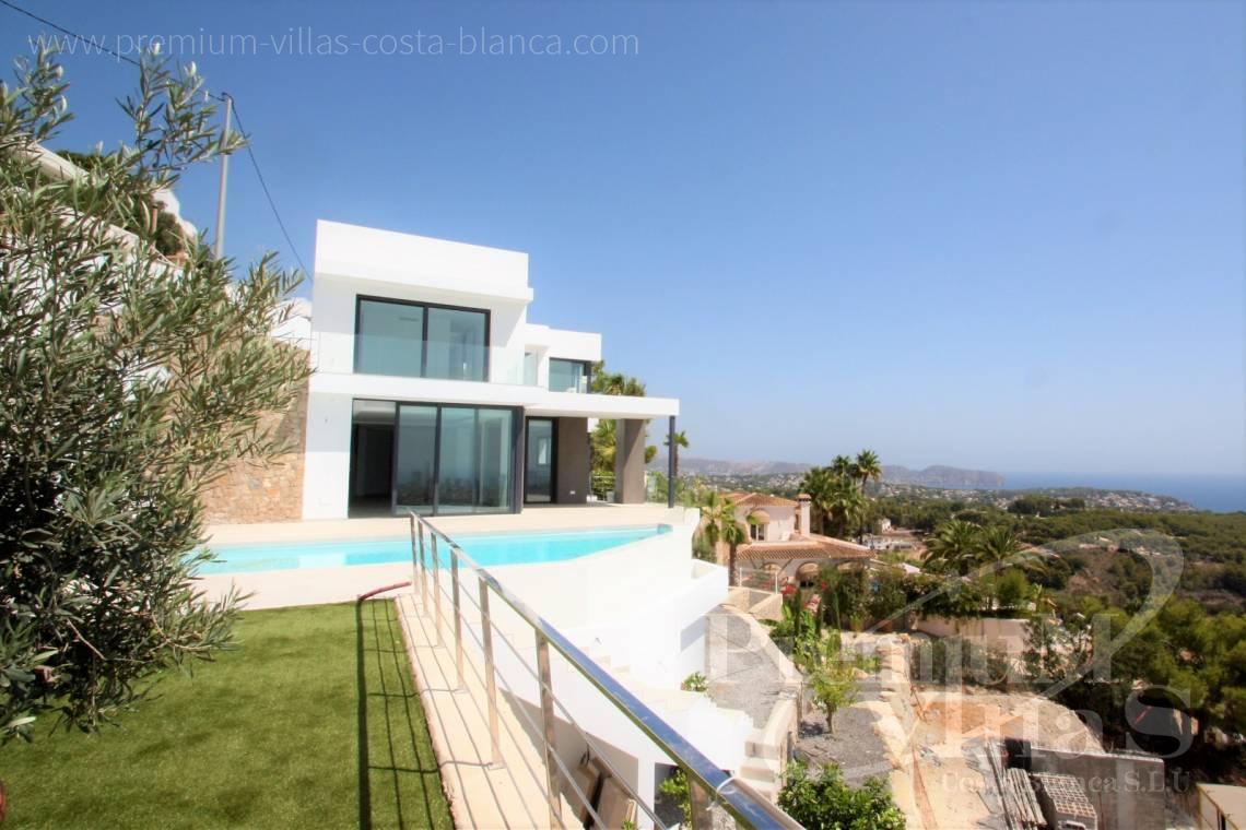 Modern villa near the sea in Benissa Costa Blanca - C2076 - Modern villa in Benissa with fantastic sea views 21