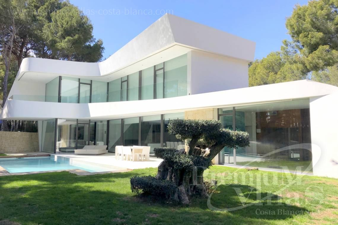 - C2104 - Modern house in Altea only 300m from the beach 1