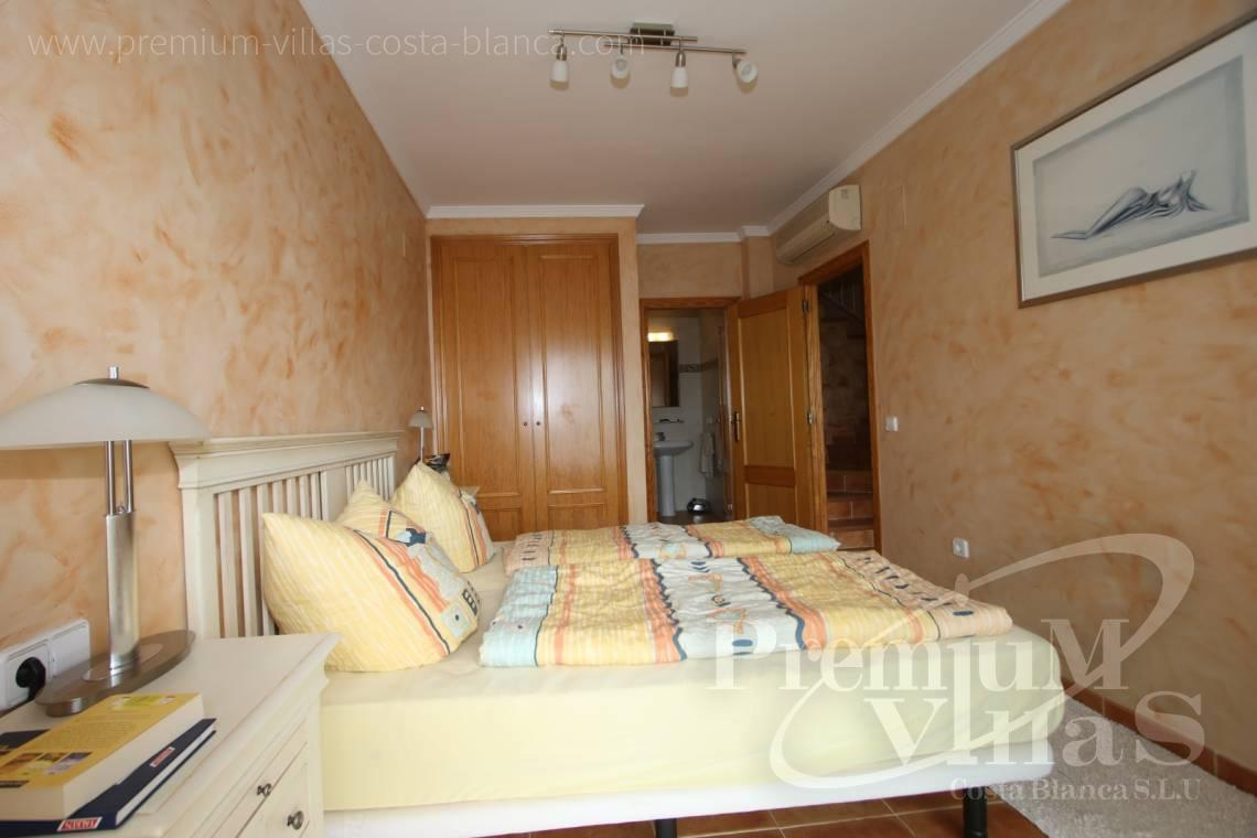 - C2086 - Cosy townhouse with wonderful sea views in the Sierra of Altea 8