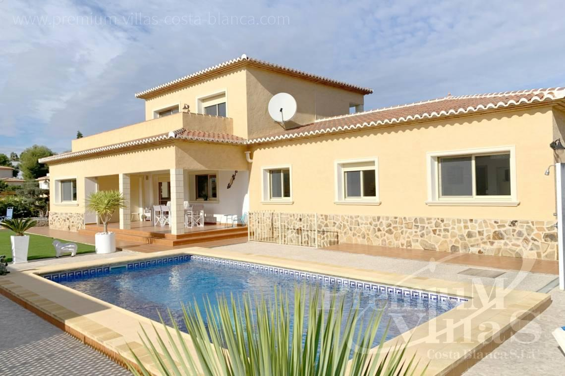- C2473 - Villa in Calpe only 1km to the beach and restaurants 1