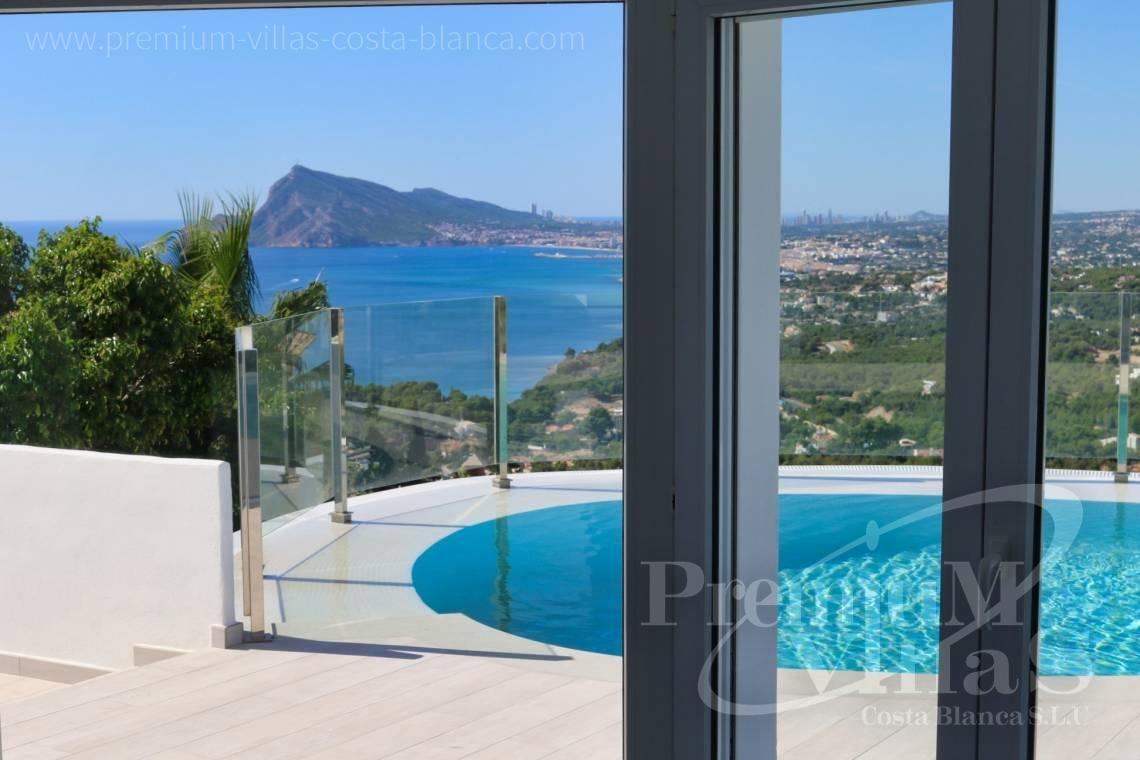 Buy a house with sea views in Altea Hills - C2298 - 5 bedroom villa with sea views in Altea Hills 6