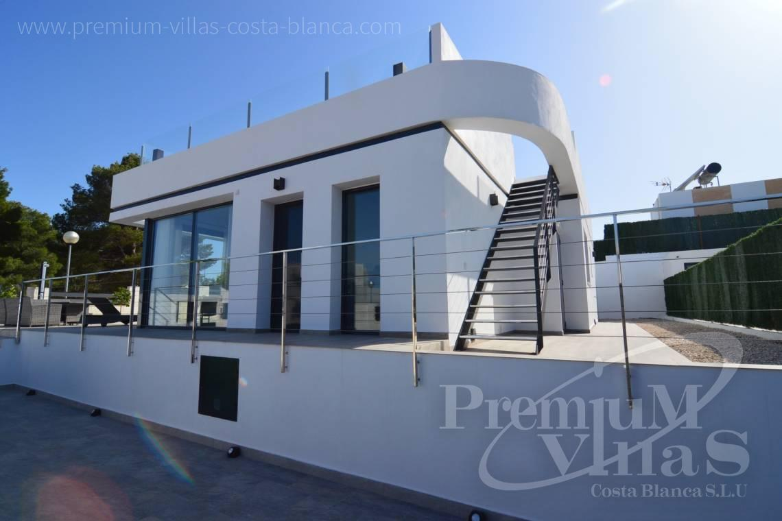 - C1903 - Modern villa with private pool and nice mountain view in Polop 5