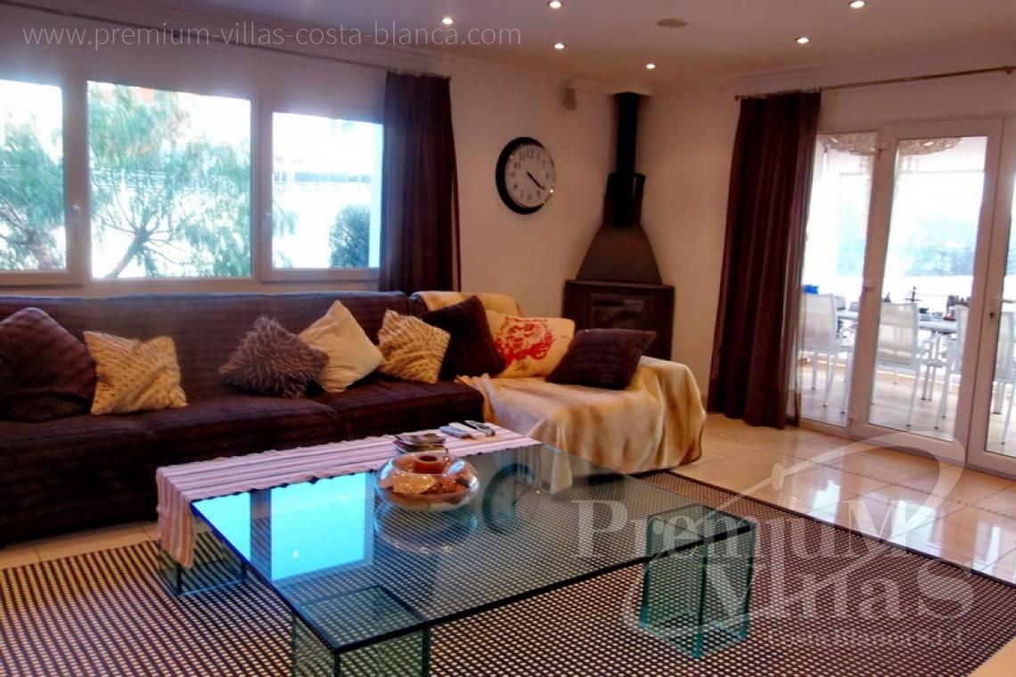 - C1849 - Villa located only 200m from the beach and sports harbour in Calpe 13