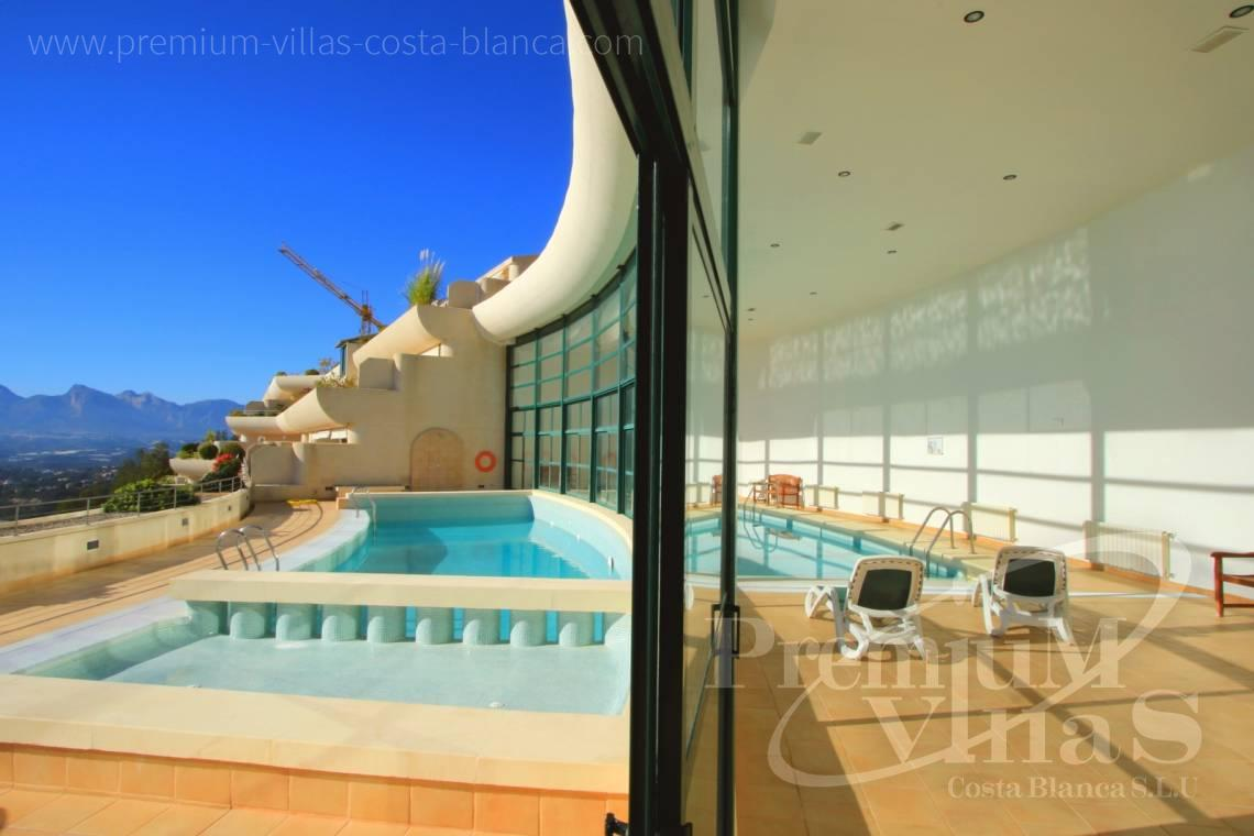 - A0492 - Modern and luxury penthouse in Altea Hills with fantastic sea views! 7