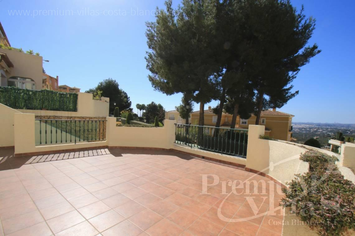Buy house villa property Altea Hills Costa Blanca - CC1925 - Semi-detached house in Altea Hills with large terrace and garage 4