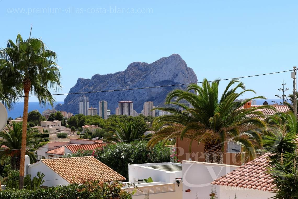 - C1983 - Charming villa with nice seaviews and guest apartment in Calpe  3