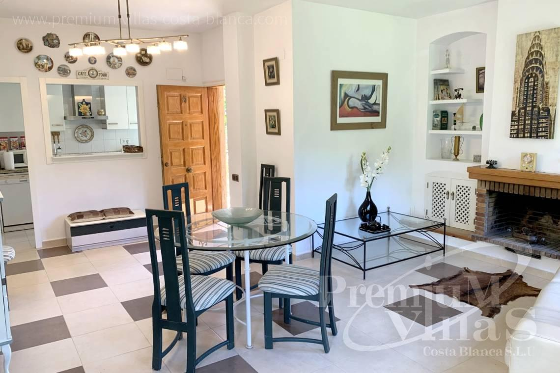 - A0683 - Ground floor with large garden and sea views in Altea Hills 9