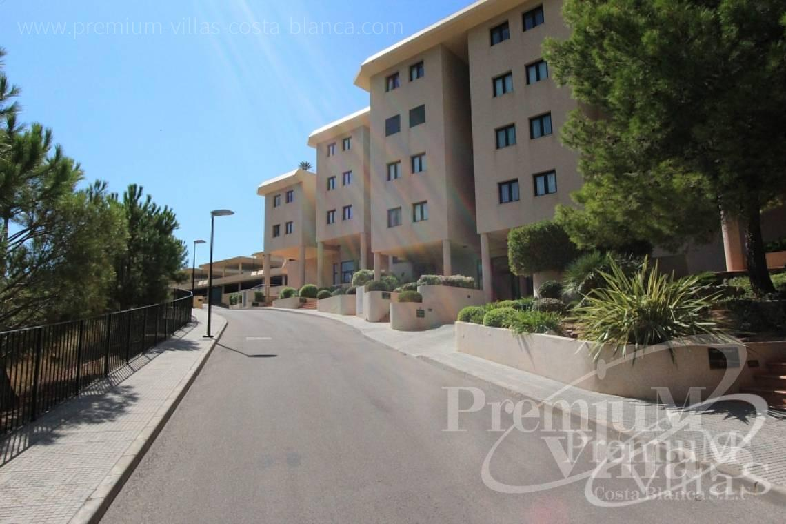 - A0562 - Nice apartment in the Sierra Altea with beautiful sea views 12