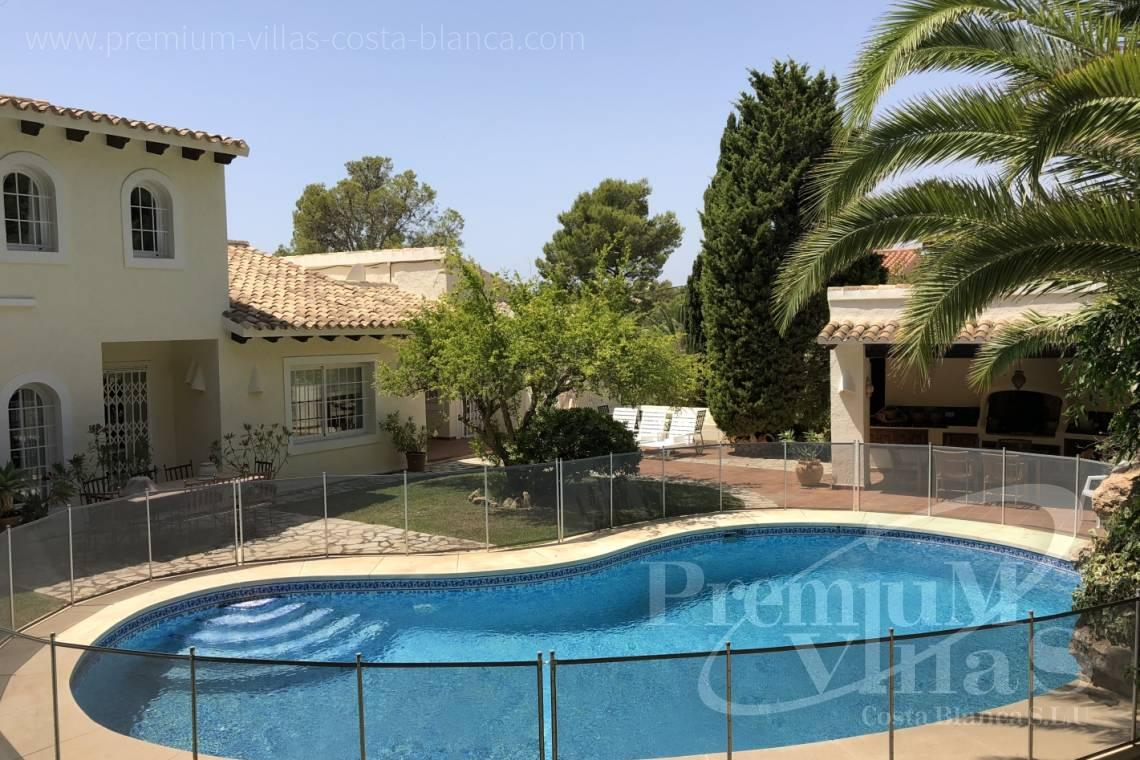 Buy villa house close to the golf course Altea - C2157 - Huge villa in Altea very close to Don Cayo Golf Course 6
