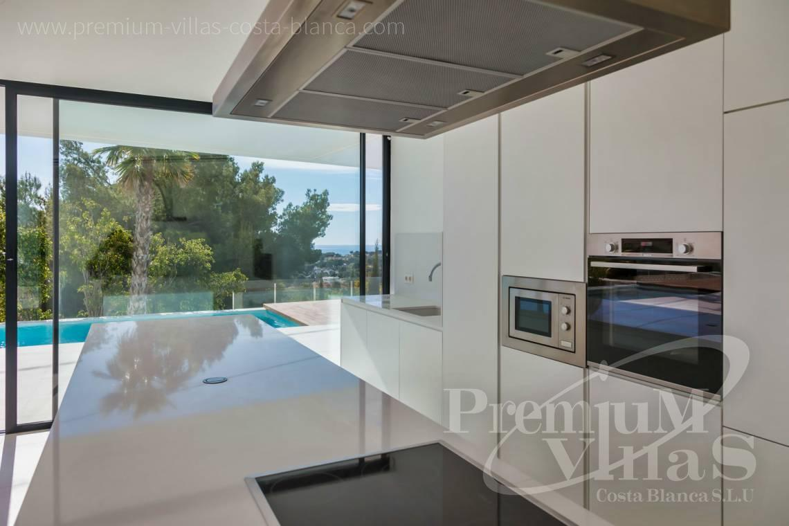 - C2127 - Luxury villa in Moraira 2.5 km from the beach with sea views 10