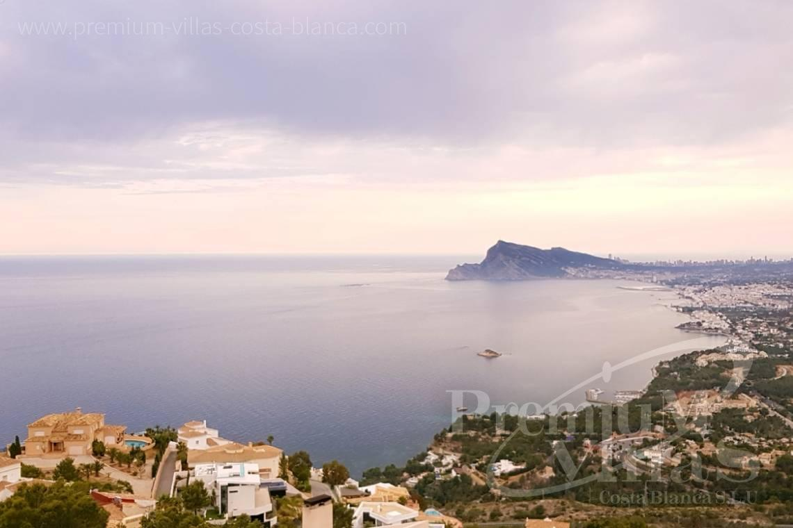 - C2189 - Single family homes in Altea Hills with stunning sea views 27