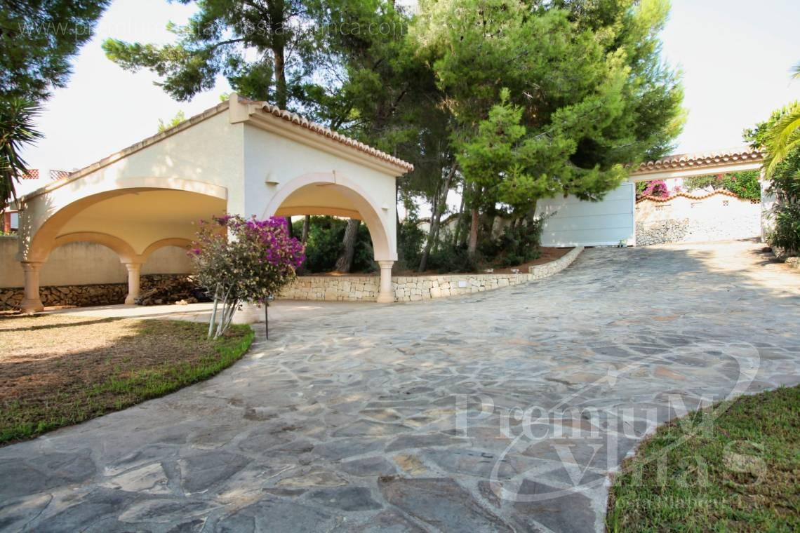 - C2337 - Luxury villa in Benissa with nice sea views 6