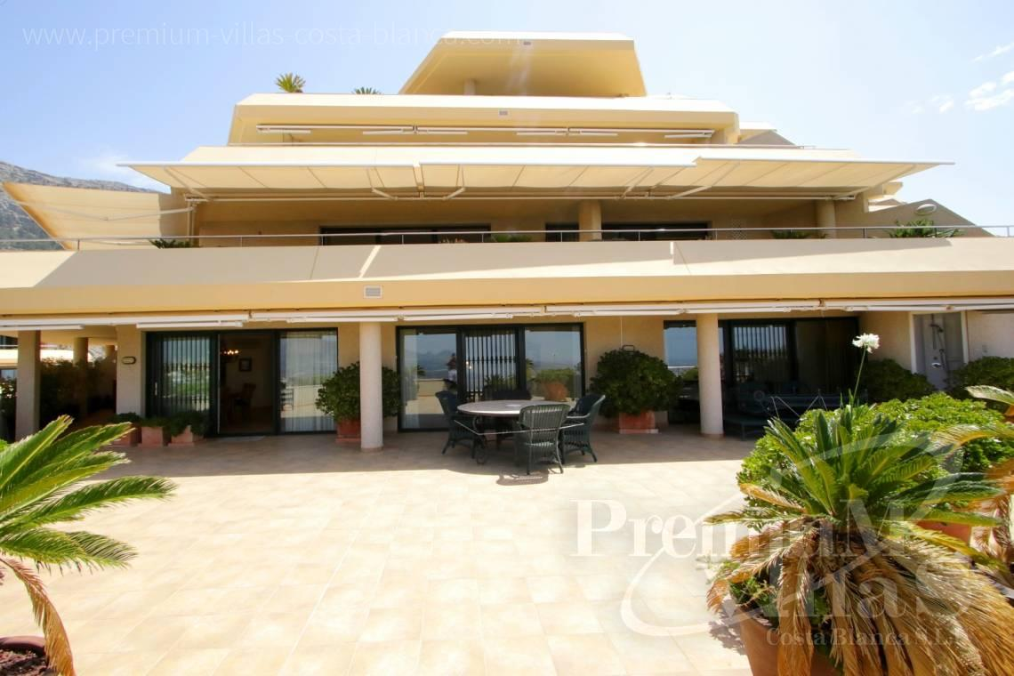 3 Bedrooms luxury apartment for sale in Villa Marina Golf Altea - A0527 - Very spacious apartment with a 162 sqm terrace and fantastic sea views 1