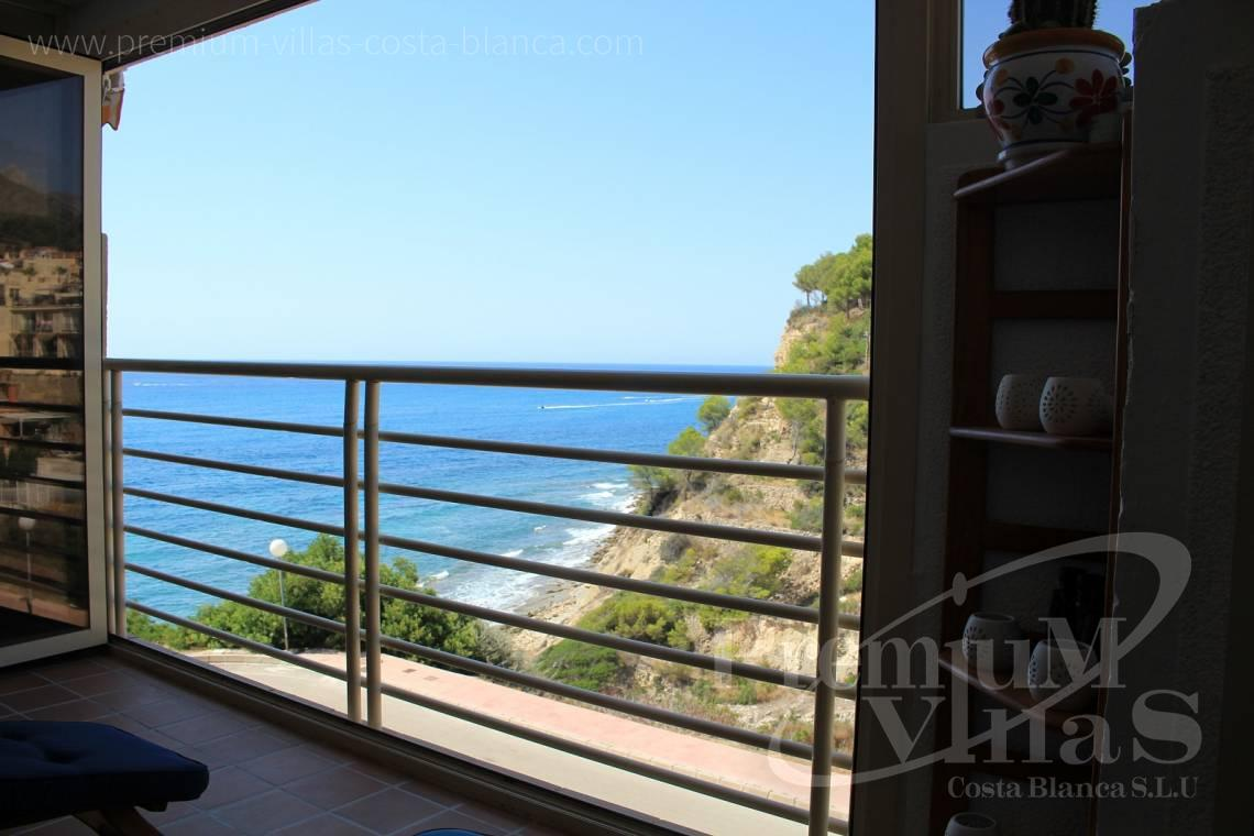 Front line apartment Calpe Costa Blanca - A0522 - Apartment on the seafront in Calpe  12