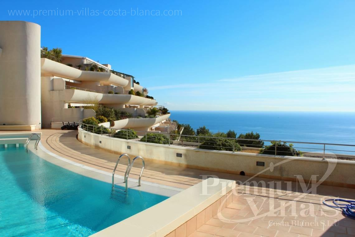 - A0492 - Modern and luxury penthouse in Altea Hills with fantastic sea views! 6