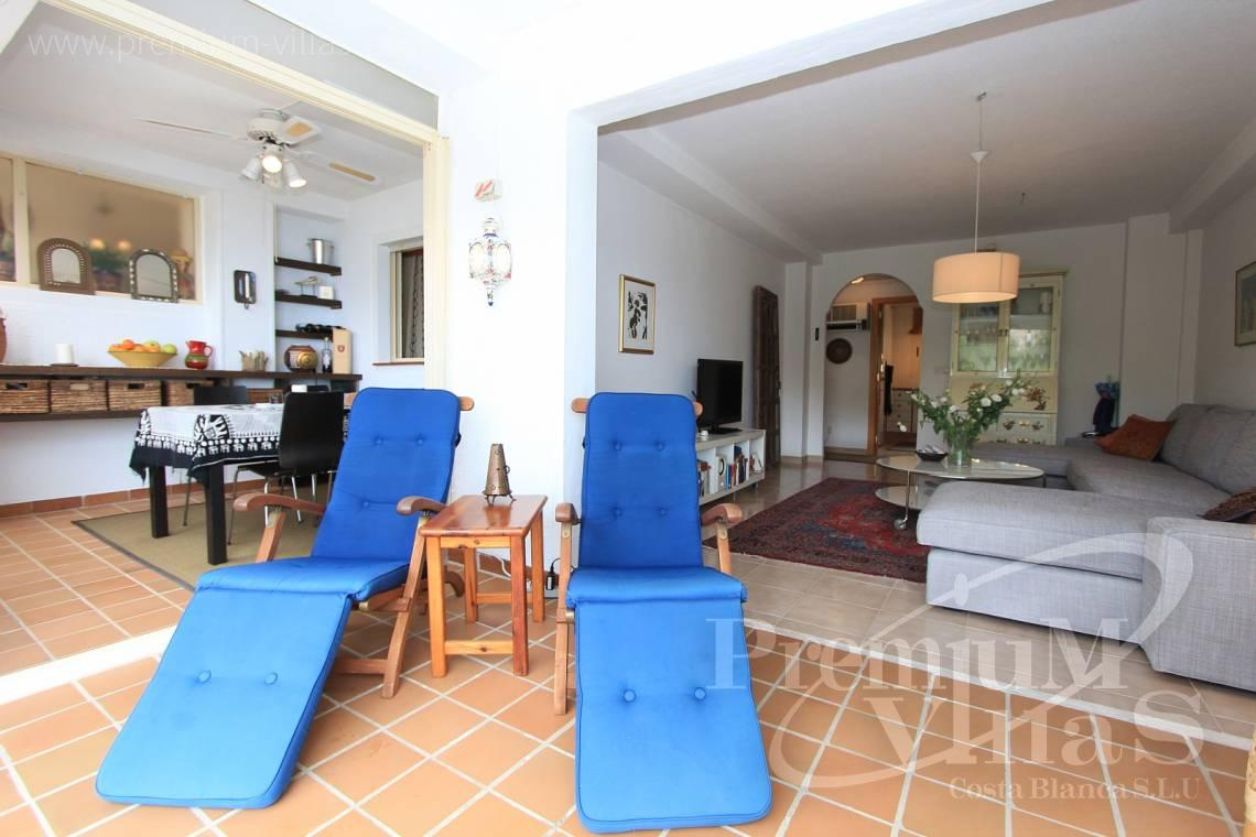 Front line apartment Calpe Costa Blanca - A0522 - Apartment on the seafront in Calpe  11
