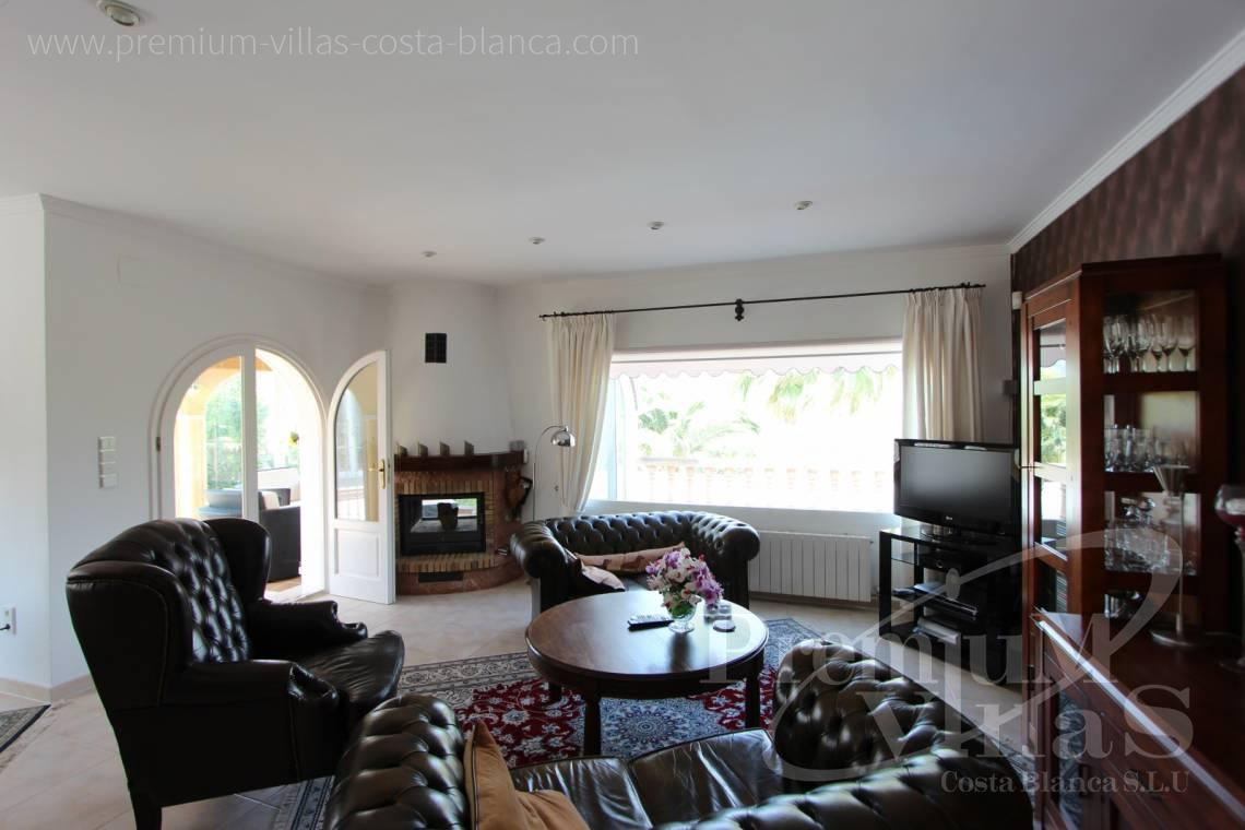 - C1300 - Villa with mountain views near the sea in Calpe for sale 10