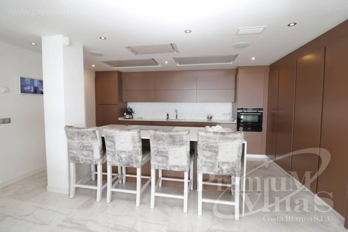 - A0635 - Super luxury apartment with sea views in Altea Hills 15