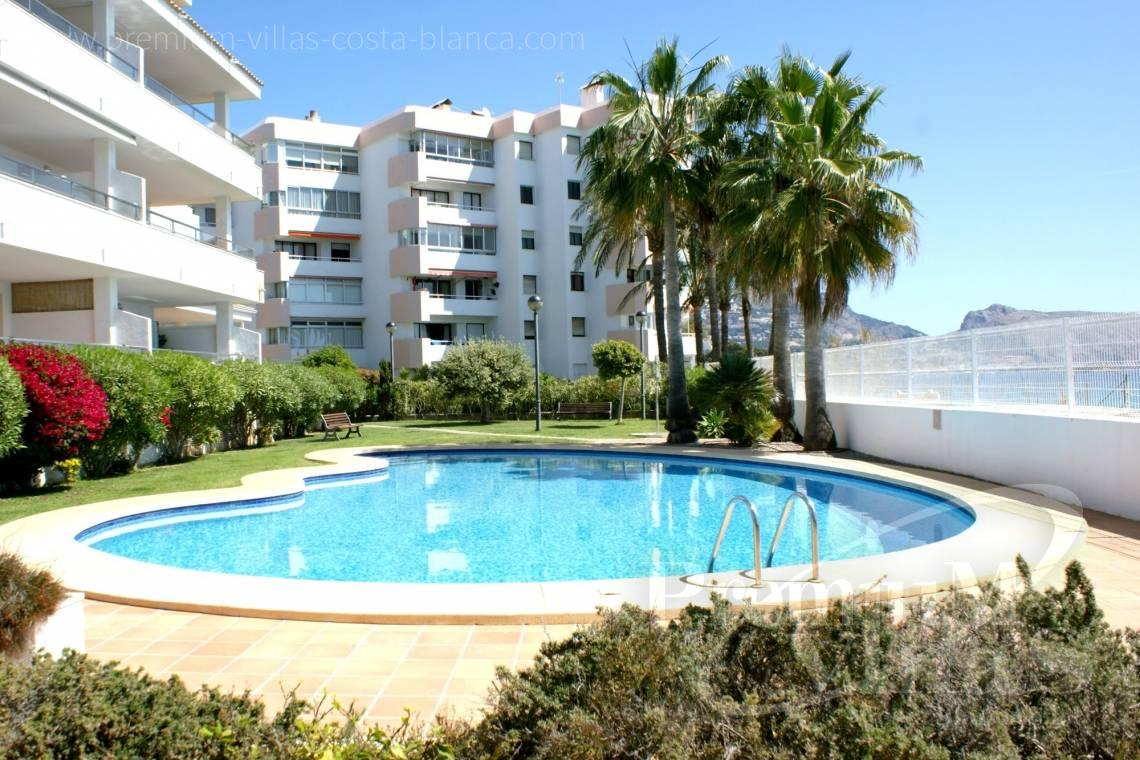 First line beach apartment in Altea for sale - AC0615 - First line beach apartment in Altea 4