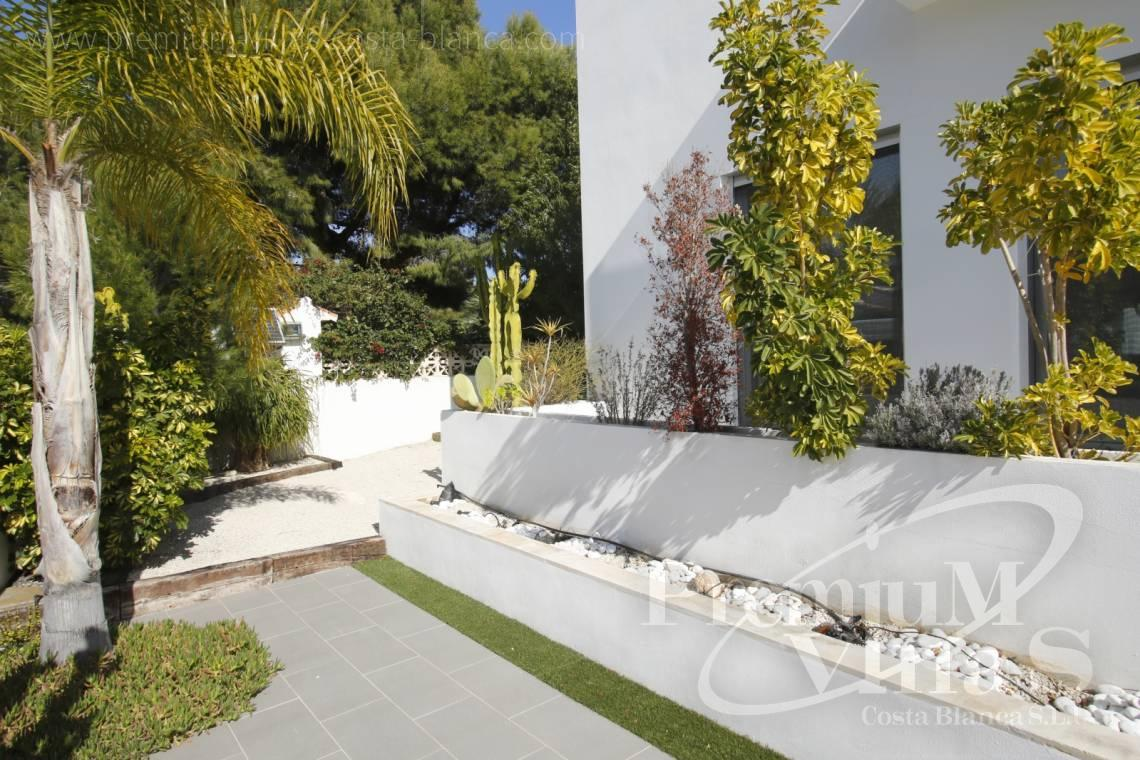 - C2130 - Modern villa for sale next to the town Calpe 19