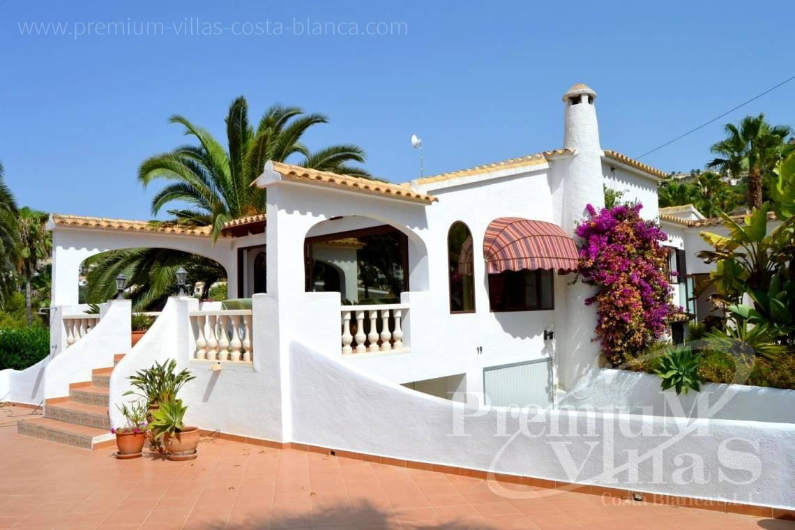 - C2135 - House in Benissa near the golf course Ifach and Cala Baladrar 22