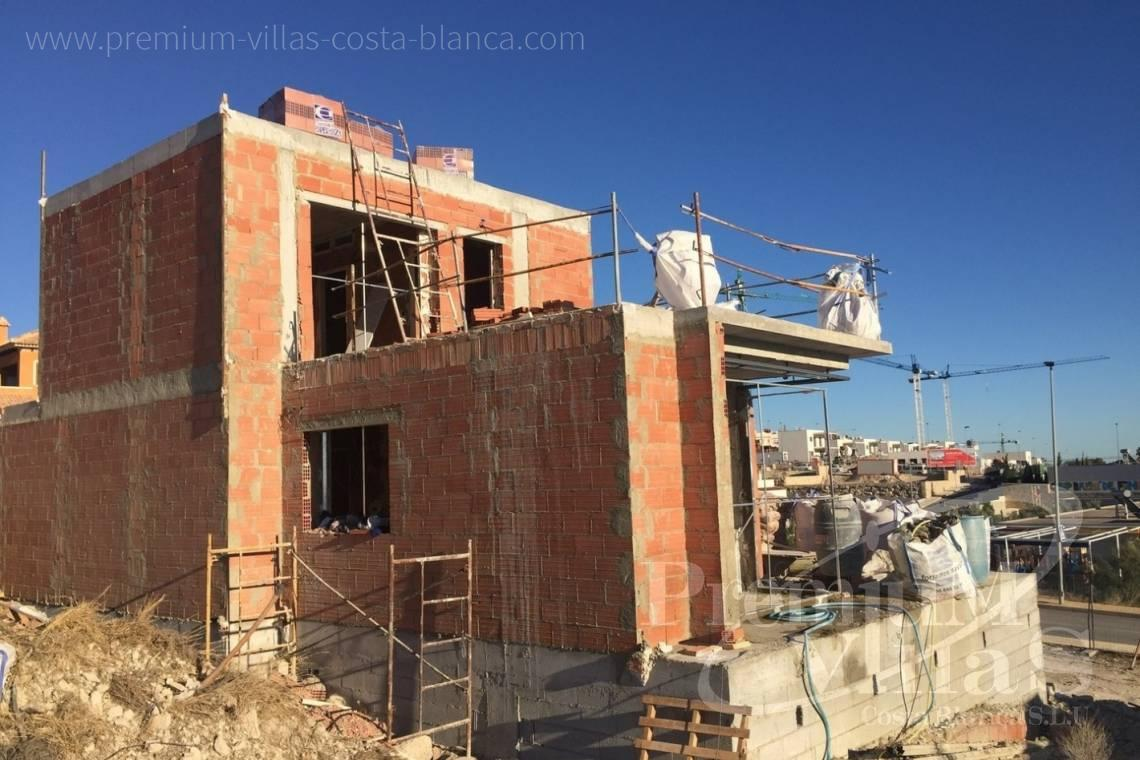 New construction villas in Finestrat Costa Blanca - C1904 - Modern villa with pool and sea views 4