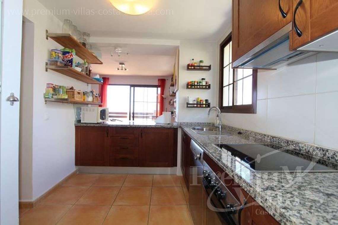 - C1781 - Cozy corner townhouse with nice terraces, fantastic sea views in Altea Hills! 11