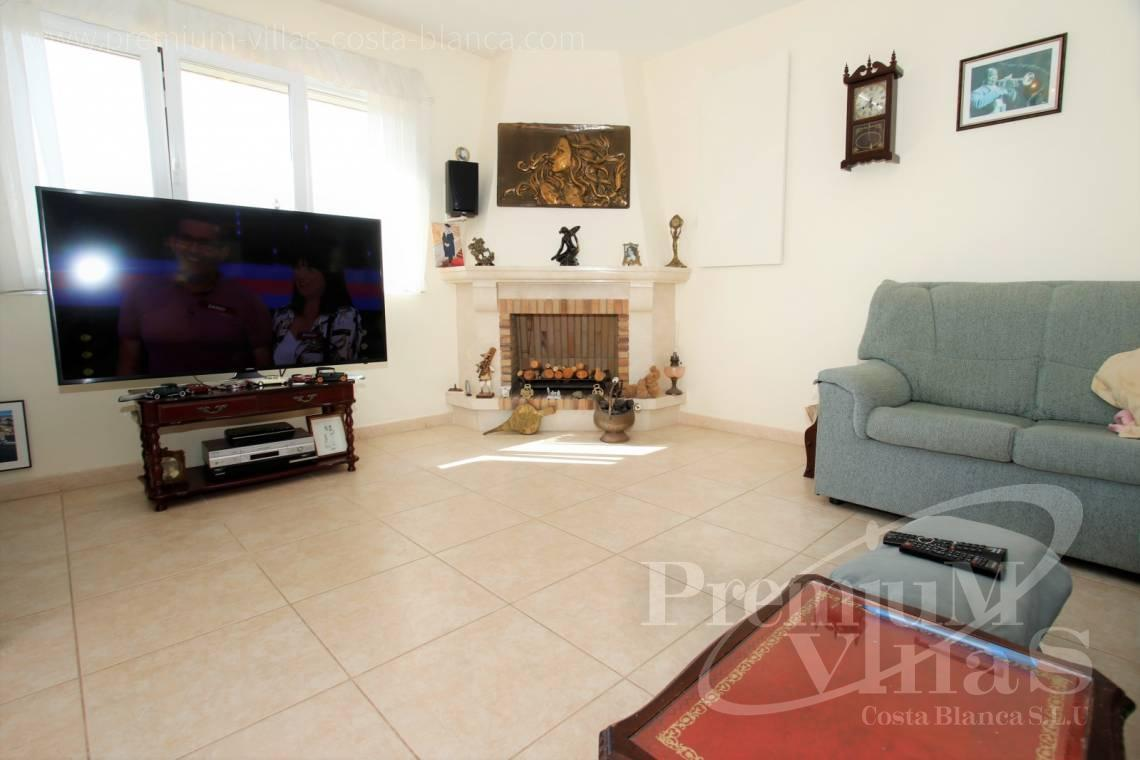 - C2183 - Villa in central urbanization of Calpe close to the beaches and all amenities 15