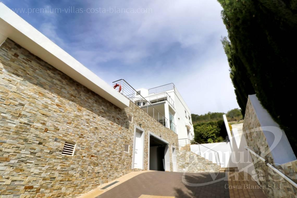 - C1784 - Modern villa with a lift and great sea views in Calpe 28