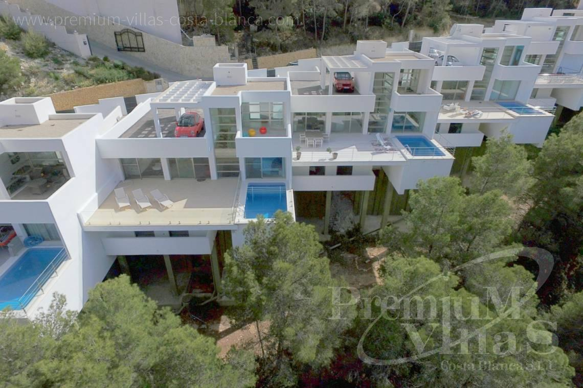 buy house villa Altea Costa Blanca Spain - C2146 - Modern house with own lift for a good price 20