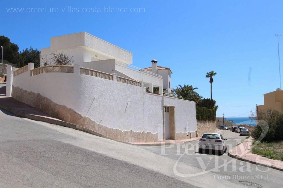 3 bedrooms house in Calpe near the sea  - C1893 - Modern villa in Calpe,  well located near the old town and the sea. 6