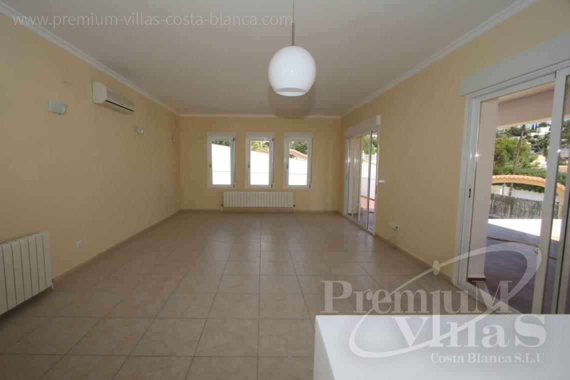 - C2087 - New house in Benissa for sale with sea view 7