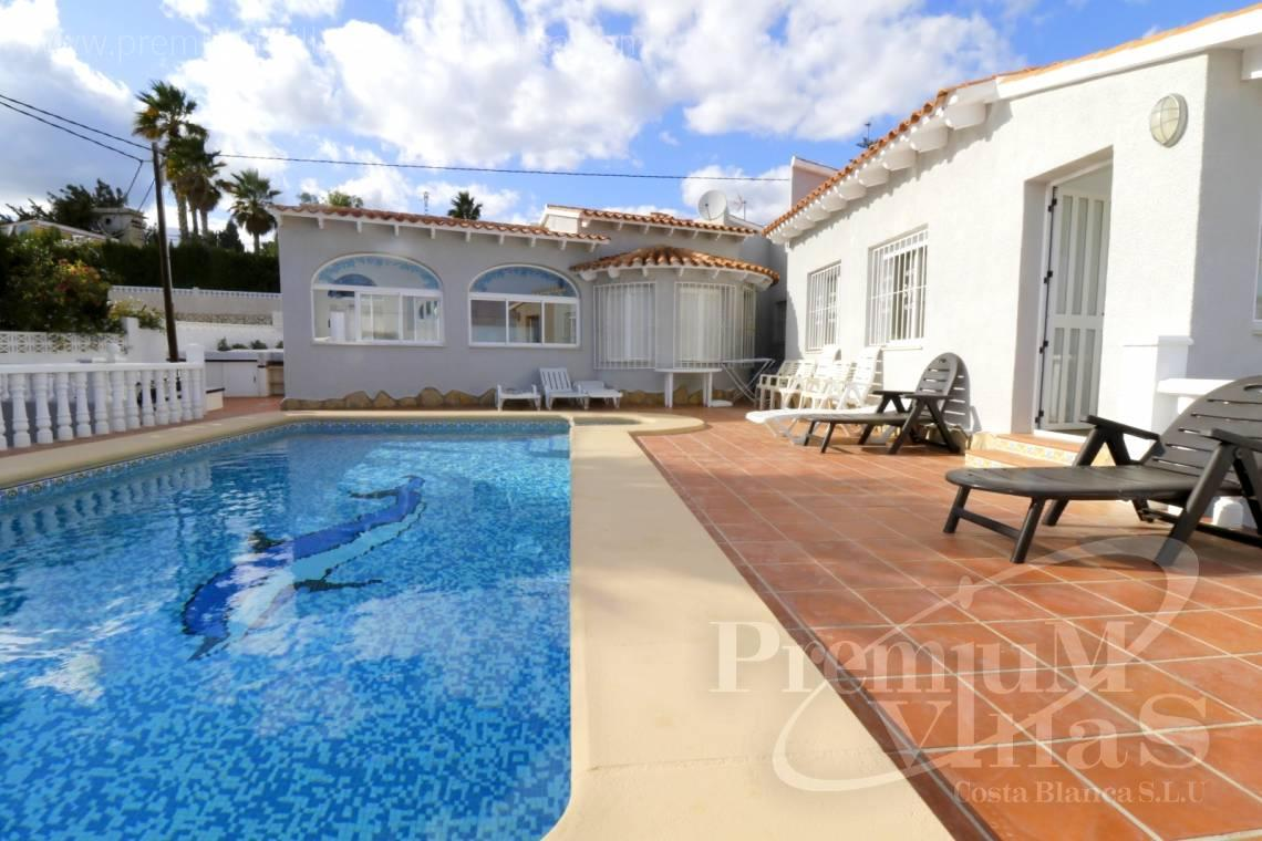 House in Calpe with guest apartment - C2231 -  House in Calpe with guest apartment 2