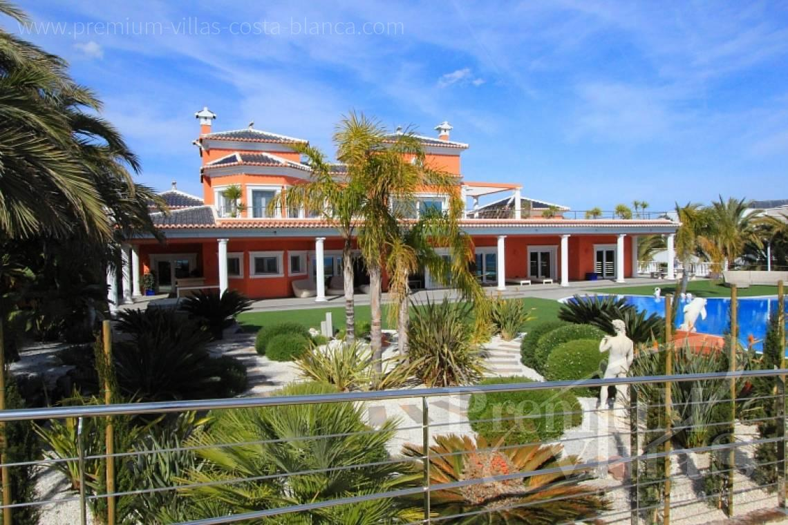 Mansion for sale Moraira Costa Blanca Spain - C1589 - Magnificent mansion on the sea front in Moraira 3
