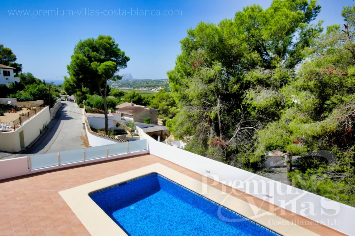 - C2451 - Modern house with sea views in Moraira 2