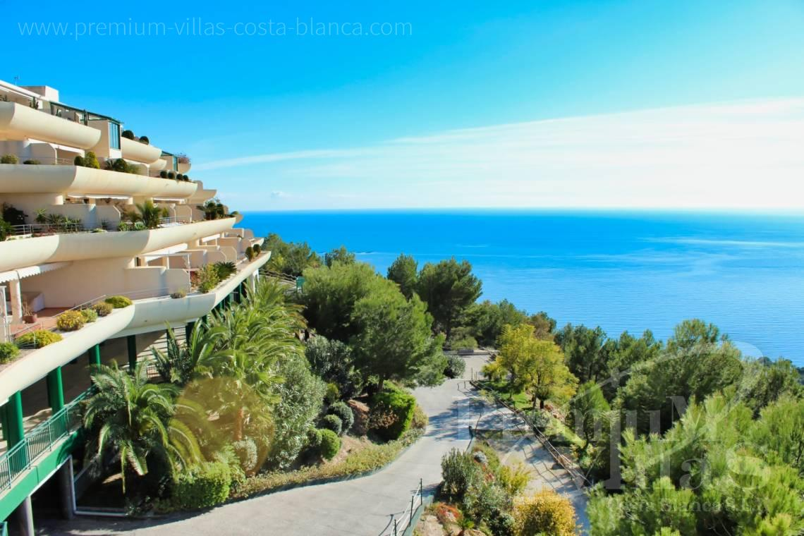 Buy apartment duplex penthouse Altea Hills Costa Blanca - A0605 - Apartment with sea views in Bahia 1Altea Hills 2