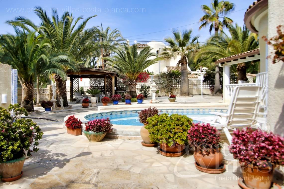 Buy Mediterranean villa in Altea Costa Blanca - C2293 - 4 bedroom Mediterranean villa in Altea 14