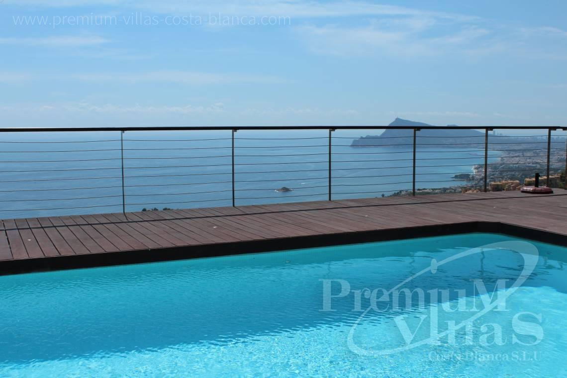 4 bedrooms luxury apartment for sale in Altea Hills - A0604 - Luxury apartment in Altea Hills residential Bahia 2 5