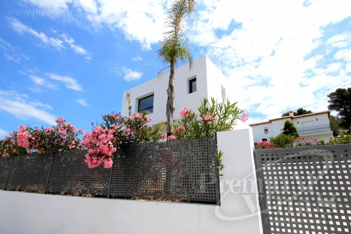 - C2164 - Newly built villa near the Javea Golf Course with spectacular mountain views. 28